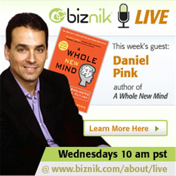 Interview With Dan Pink A Whole New Mind Why Right Brainers Will