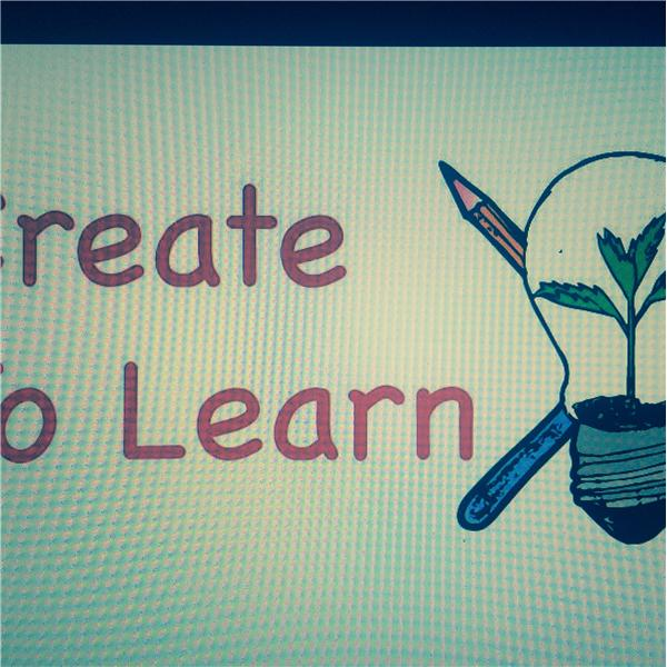 Create To Learn