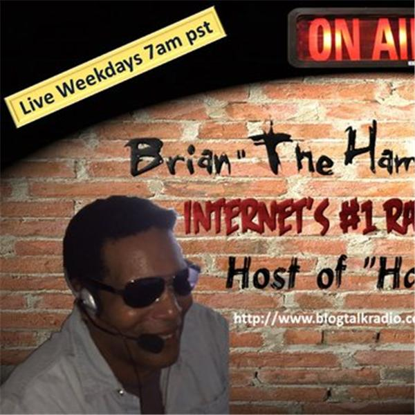 Image for brian hammer jackson radio show
