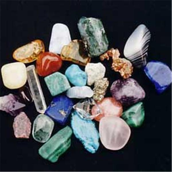 Crystals Workshop