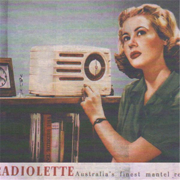 VintageKeyRadio