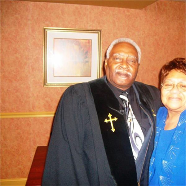 Pastor Heyward Wilson