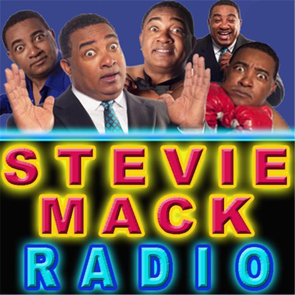 Comedian Stevie Mack