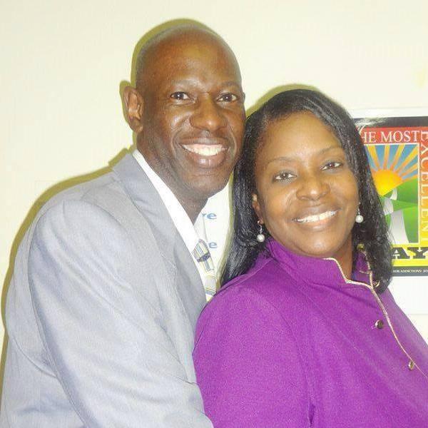 Pastor Rebecca