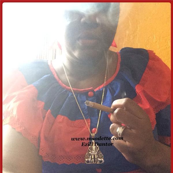 Haitian Vodou Voodoo Mistik