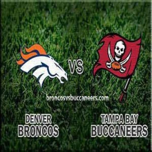 Watch Buccaneers vs Broncos Live