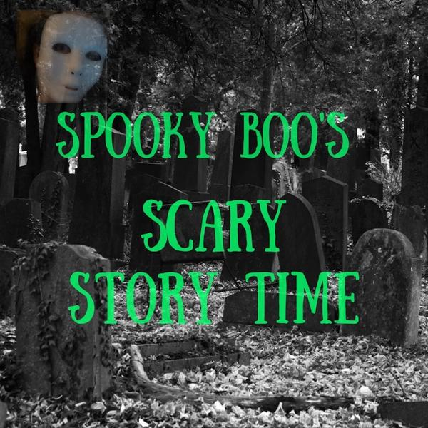Spooky Boos Scary Story Time