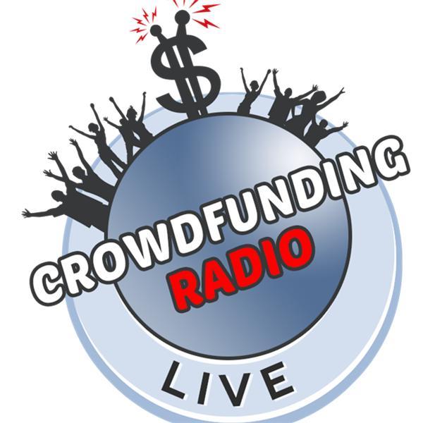 Crowdfunding Radio Live