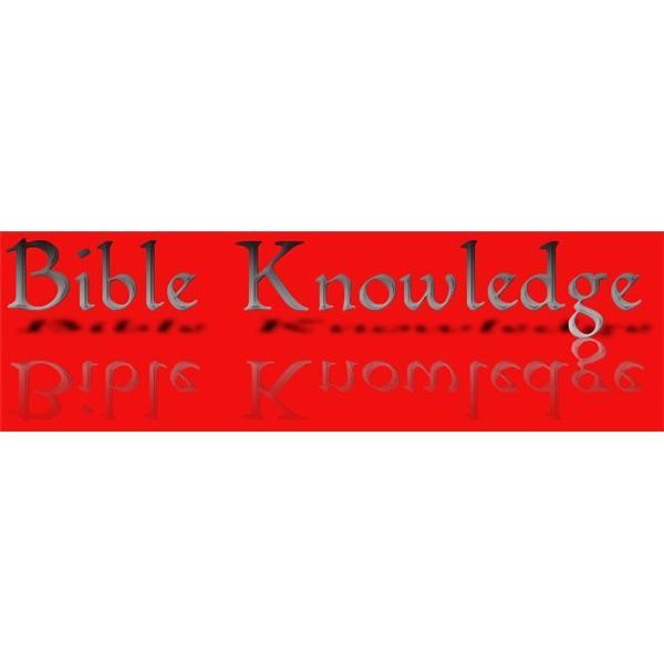 BibleKnowledge