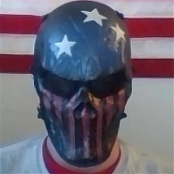 ANGRY PATRIOT CROSSFIRE