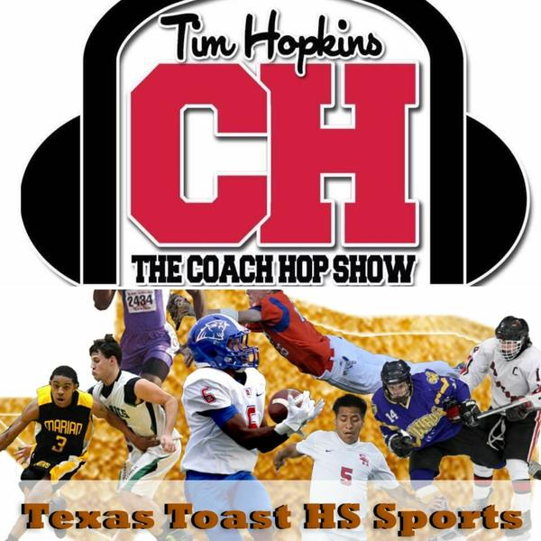 THE COACH HOP SHOW / TEXAS TOAST Online Radio by THE COACH