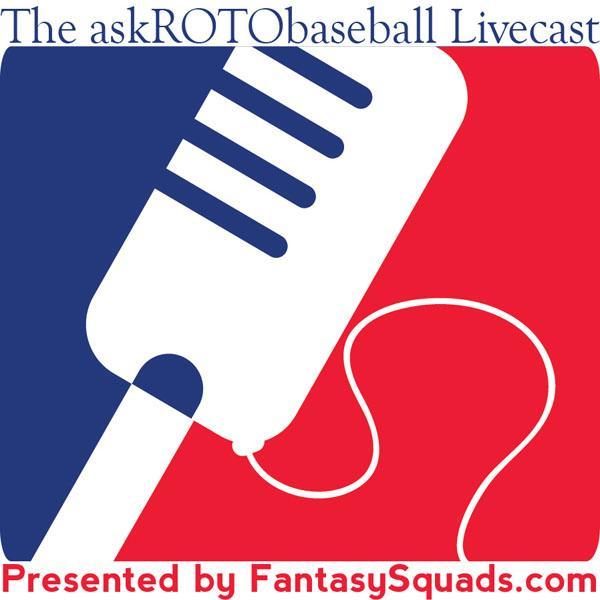 AskROTObaseball Livecast