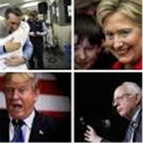 2016 president race