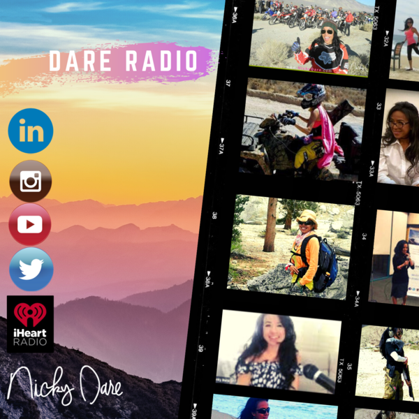 iDARE Radio with Nicky Dare