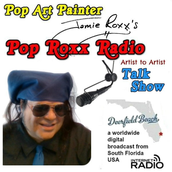 Jamie Roxx s Pop Roxx Radio