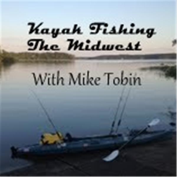 Kayak fishing the midwest