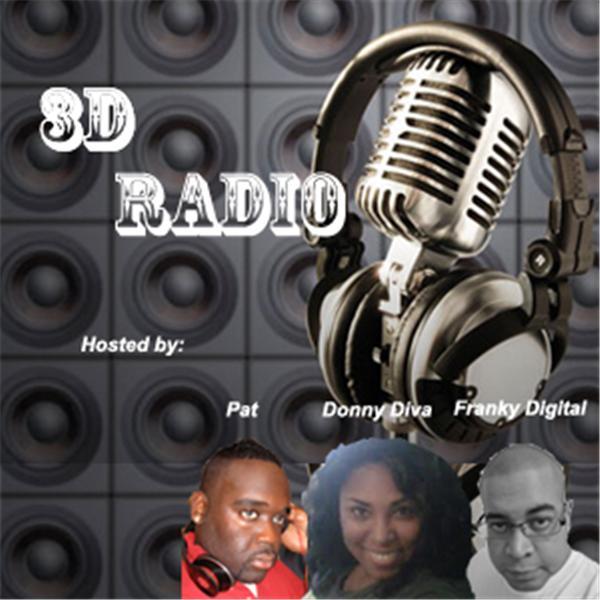 3D Talk Radio