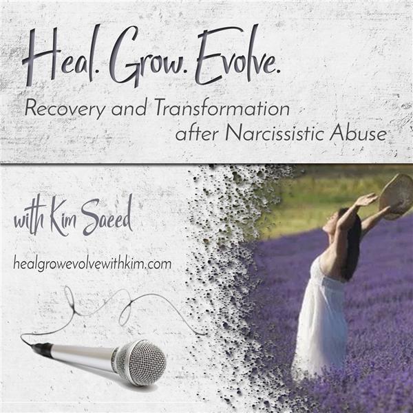 Heal Grow Evolve with Kim