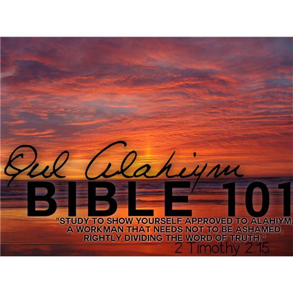 TEHILLIM (PSALMS) 103 01/12 by Qul Alahiym - Voice of Powers   Religion