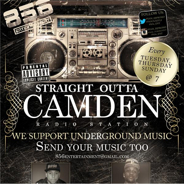 Straight Outta Camden Radio