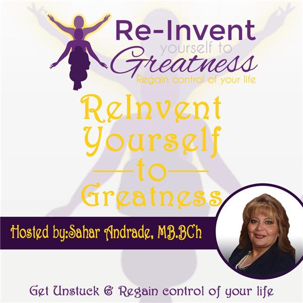 ReInvent Yourself With Sahar