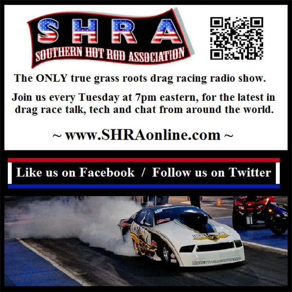 SHRA - Tech Talk with Jerry Bickel Race Cars 02/15 by