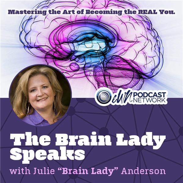 Brain Lady Speaks Radio Show