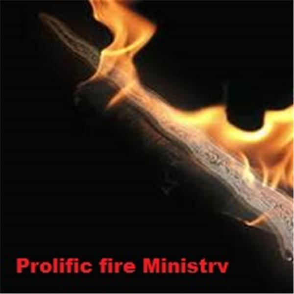 Prolific Fire With Prophetess Stacy