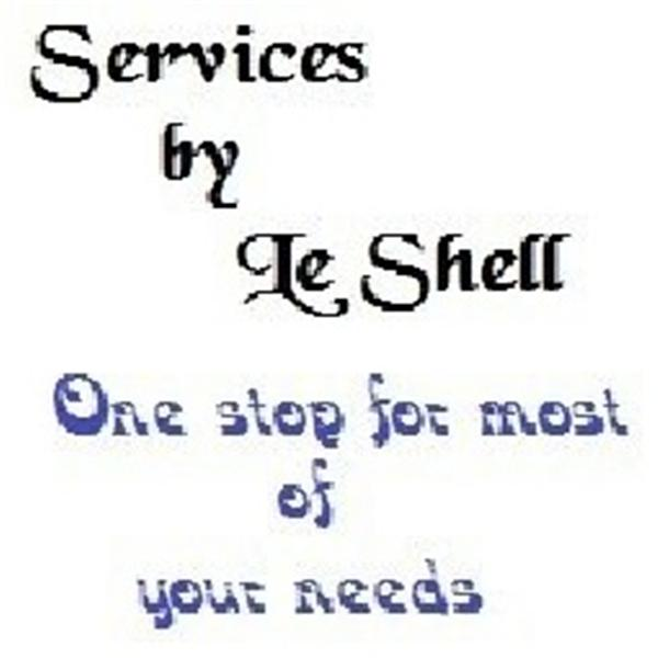 Services by Le Shell