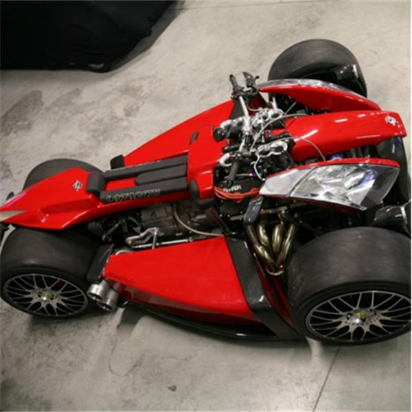 Reverse Trikes Amp Street Legal Quads Online Radio By