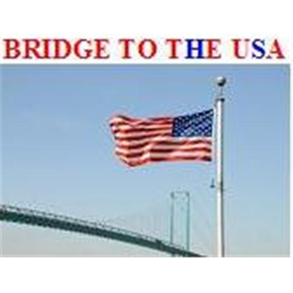 Bridge to the U.S.A.