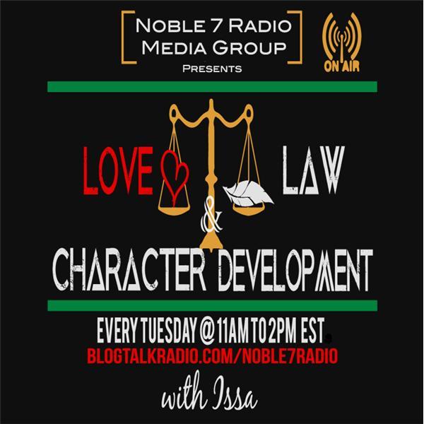 Love Law Character Development