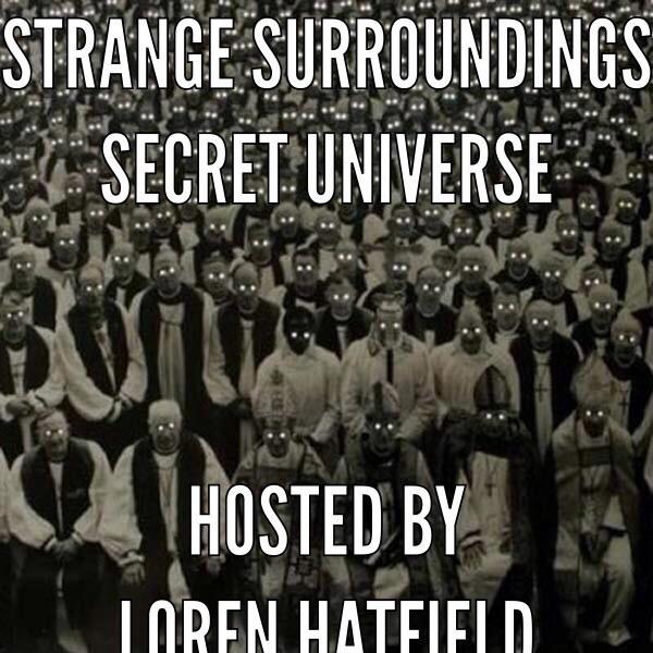 StrangeSurroundingsSecretUniverse
