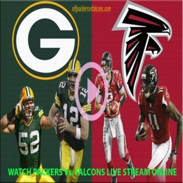 Falcons vs Packers Live Stream
