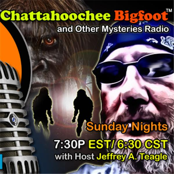 Chattahoochee Bigfoot Radio Brenda Harris And Jesus Jr 0908 By