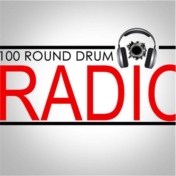 100RoundDrumRadio