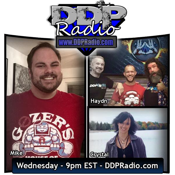 DDP Radio - Amanda the Ultimate Warrior of the Week 01/31 by DDP