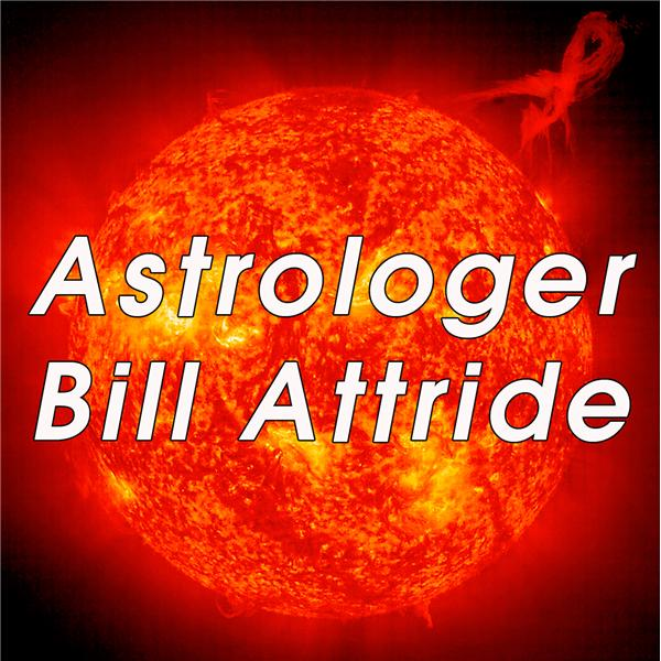 Astrologer Bill Attride Radio Show