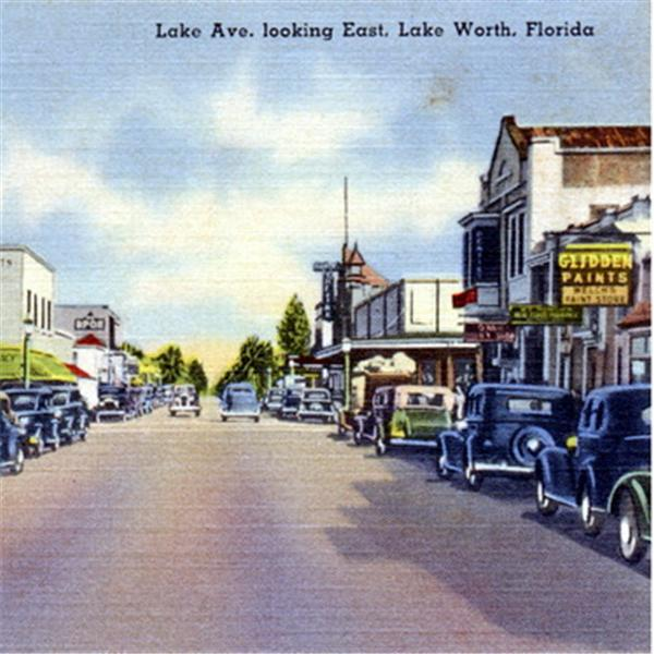 High Noon in Lake Worth