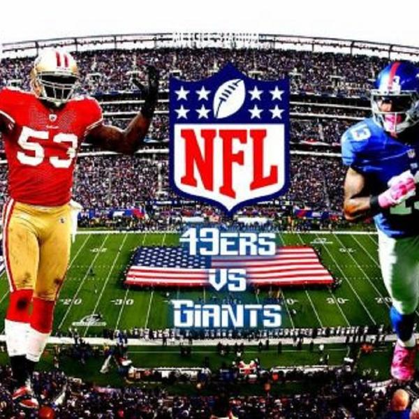 Giants Vs 49ers Live