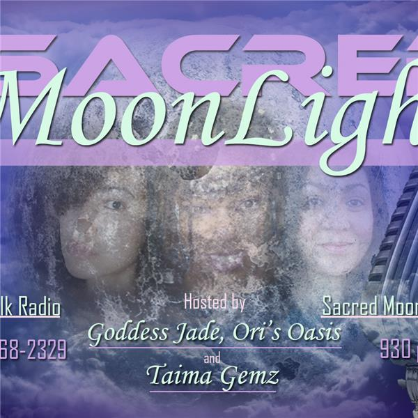 Sacred Moon Light