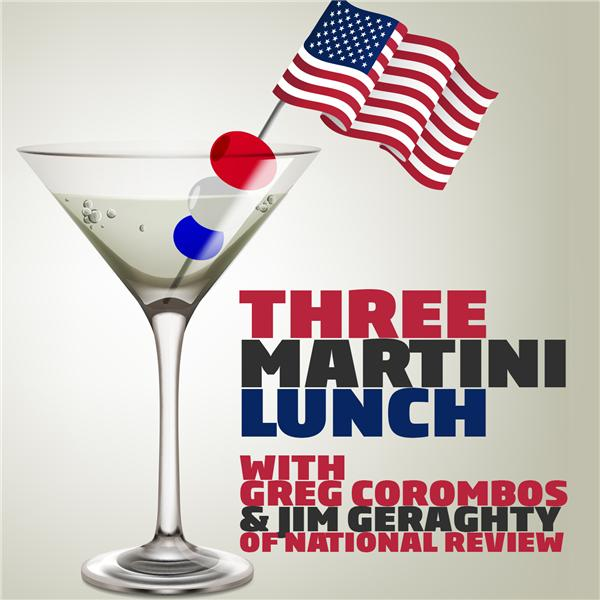 3 Martini Lunch