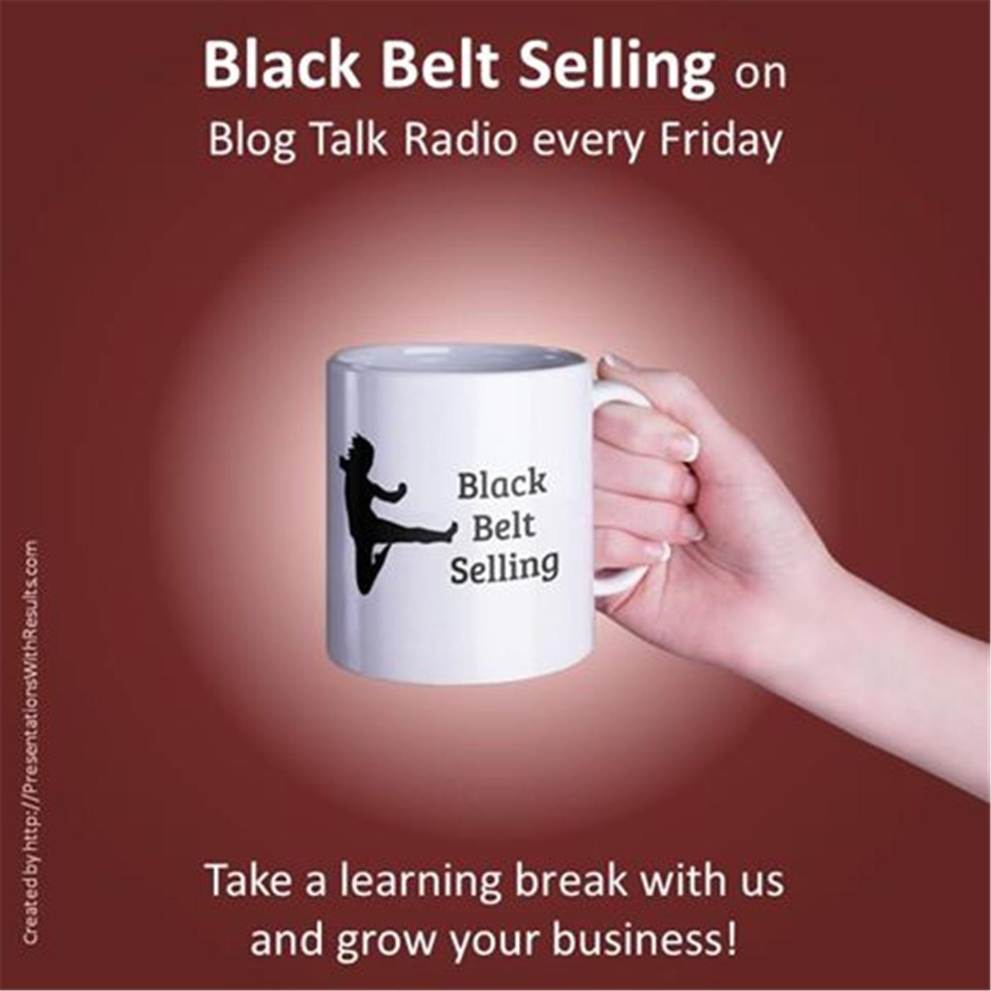 Black Belt Selling