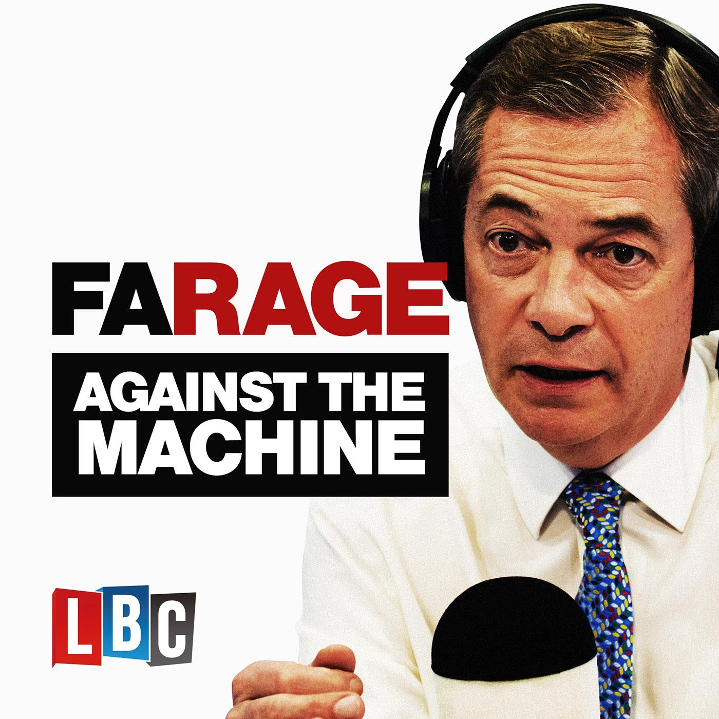 Farage Against The Machine