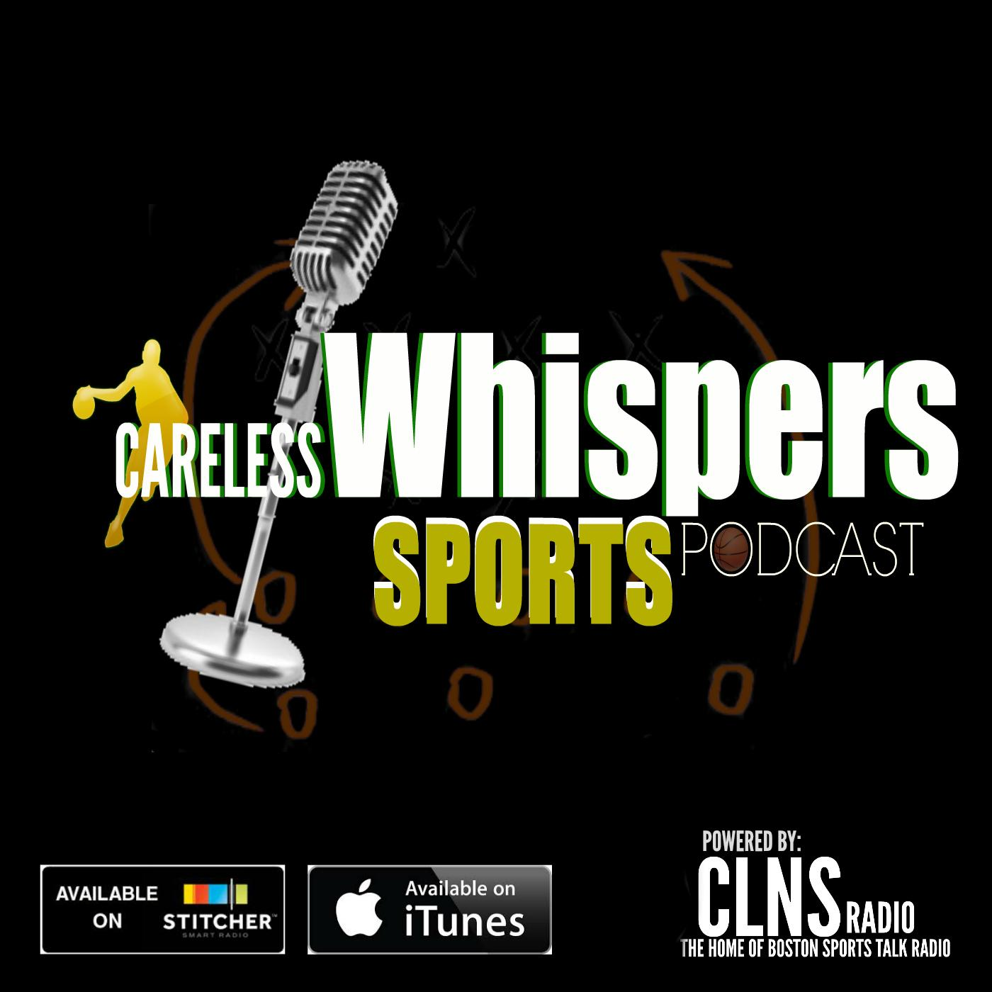 Careless Whispers NBA Podcast   CLNS Radio